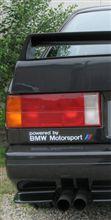 BMW M3(E30) ワインディング
