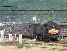 大井川鉄道・SL「C11-312」引退に遭遇