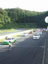 昨日は、YZハチキン&スポーツカーレース!