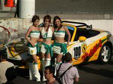 MAZDA FESTA 2007 観戦