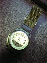 時計・・・クラッシュ