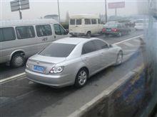 [レア車]上海仕様マークX!