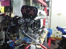 250万円のエンジン