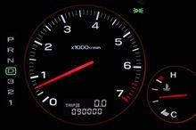 90,000kmを通過