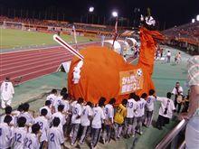 ベガルタ仙台×愛媛FC サッカーJ2 2007 第42節 ユアテックスタジアム仙台(宮城県)