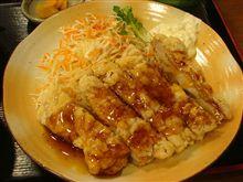 チキン南蛮定食(街かど屋)
