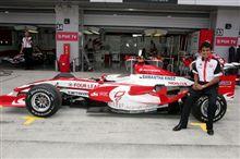 F1 日本GP!いよいよ明日ですね♪(●^o^●)