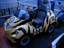 阪神タイガースのミニカー?