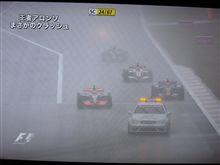 F1大荒れ!!!