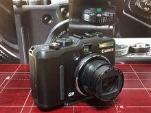 Canon PowerShot G9 (キヤノン パワーショット)