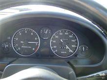 6速全開 メーター
