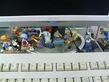 会社の机はこんな感じ♪