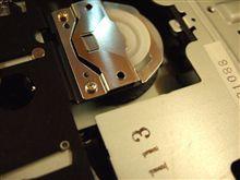 CDチェンジャーのディスクチェンジエラー修理
