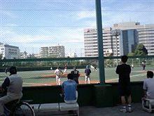 田町まで⑪徒歩日和 草野球日和