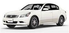 【試乗】Nissan Skyline(V36) 250GT