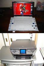 Newパソコンとプリンタ
