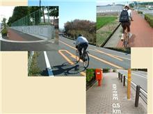 歩道 自転車
