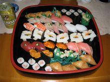お寿司・・・
