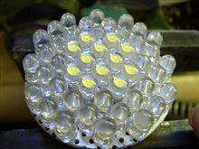 LED懐中電灯製作③