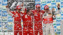 2007年F1ブラジルGP決勝