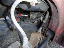燃料フィルター(15410-80F00)交換しました。