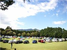 2005.09.25 A lot of VW & AUDI in Mt FUJI レポートPart1