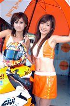 全日本RR最終戦MFJグランプリ お姉さん さいご