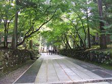 越前岬と永平寺