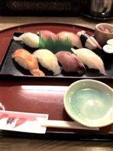 魚市場にある寿司屋・・・若林