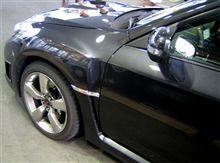 【試乗】Subaru Impreza WRX STI (CBA-GRB)