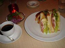 今日のゴハン「CAFE 横浜Lu ta its」
