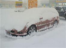 大雪の場合