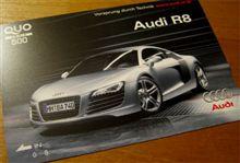 Audi R8 Quo