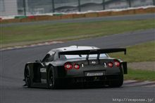 【SUPER GT】日産 GT-R がシェイクダウン