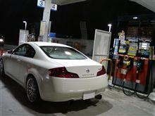 ガソリン価格が高騰するらしい・・・。