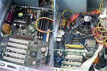 マザーボード&CPU交換