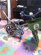 自転車 キタ━━゚+.ヽ(≧▽≦)ノ.+゚━━ ッ ! ! !