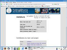 世界ランキング Folding@Home