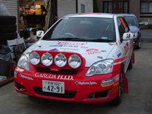 WRCカーで迷子になる・・・orz