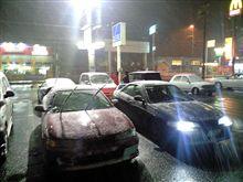 初雪オフ♪