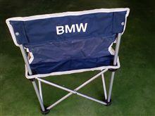 BMWの椅子