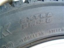 タイヤ交換③
