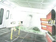 ☆ 塗 装 す る 部 屋 ☆