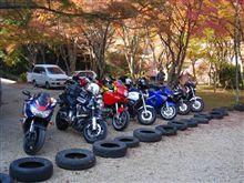 2輪館ツーリングin紅葉めぐり(奈良県 談山神社)