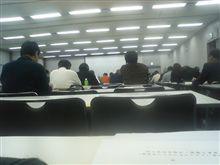 ・・・講習中 (LIVE)