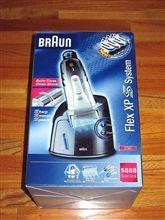 BRAUN Flex XP S Shaver 5791