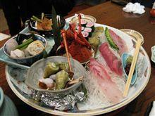 皿鉢料理と鯨海酔候