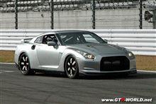 おはようございます。 たぶん最初のNew GT-Rの・・・