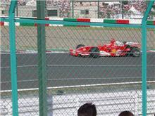 2005 F1世界選手権シリーズ第18戦 日本GP 鈴鹿サーキット(三重県)