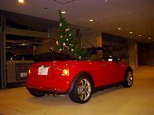 MINIクリスマスツリー2007